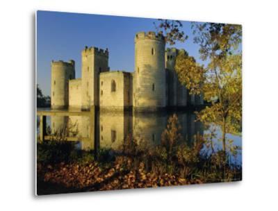 Bodium Castle, Bodium, East Sussex, England, UK, Europe-Ruth Tomlinson-Metal Print