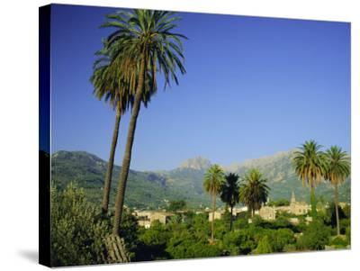 Puerto Pollensa, Majorca (Mallorca), Balearic Islands, Spain, Europe-Ruth Tomlinson-Stretched Canvas Print