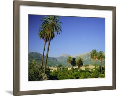 Puerto Pollensa, Majorca (Mallorca), Balearic Islands, Spain, Europe-Ruth Tomlinson-Framed Photographic Print