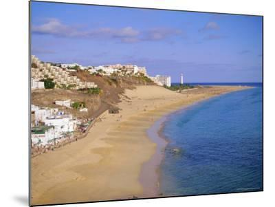Morro Del Jable, Fueraventura, Canary Islands, Spain-Firecrest Pictures-Mounted Photographic Print