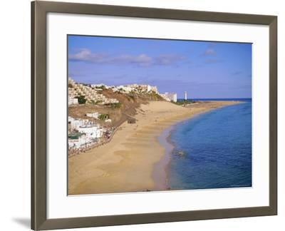 Morro Del Jable, Fueraventura, Canary Islands, Spain-Firecrest Pictures-Framed Photographic Print