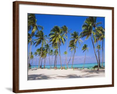 Dominican Republic, Punta Cana, West Indies-Jeremy Lightfoot-Framed Photographic Print