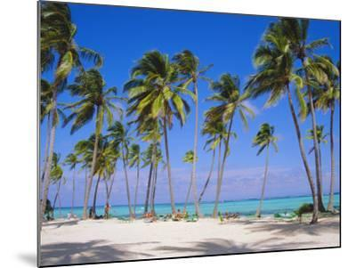 Dominican Republic, Punta Cana, West Indies-Jeremy Lightfoot-Mounted Photographic Print