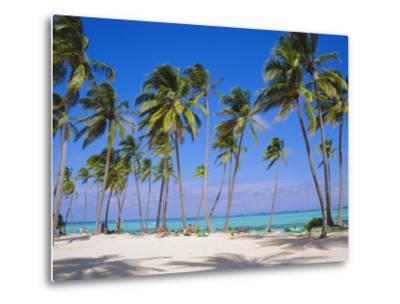 Dominican Republic, Punta Cana, West Indies-Jeremy Lightfoot-Metal Print