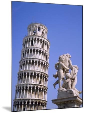 The Leaning Tower of Pisa, Pisa, Tuscany, Italy-Roy Rainford-Mounted Photographic Print