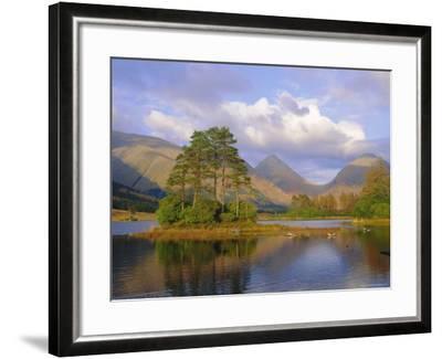 Glen Etive, Highlands Region, Scotland, UK, Europe-Roy Rainford-Framed Photographic Print