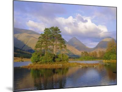 Glen Etive, Highlands Region, Scotland, UK, Europe-Roy Rainford-Mounted Photographic Print