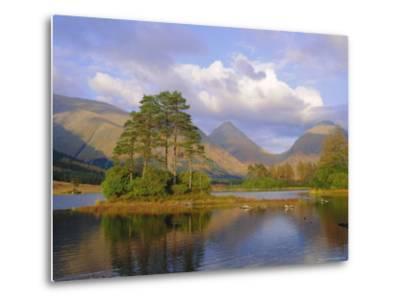 Glen Etive, Highlands Region, Scotland, UK, Europe-Roy Rainford-Metal Print