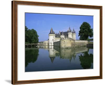 Sully-Sur-Loire Chateau, Loire Valley, Unesco World Heritage Site, France, Europe-Roy Rainford-Framed Photographic Print