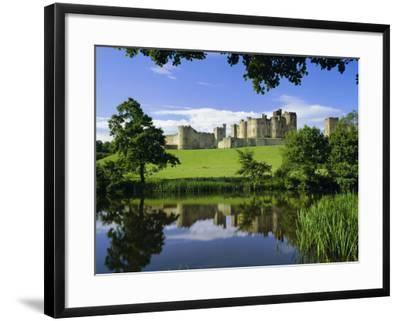Alnwick Castle, Alnwick, Northumberland, England, UK-Roy Rainford-Framed Photographic Print