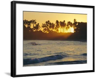 Confresi Beach, Dominican Republic, Caribbean, West Indies-John Miller-Framed Photographic Print