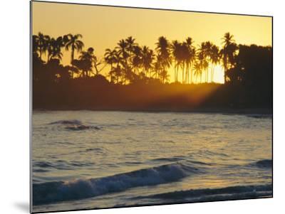 Confresi Beach, Dominican Republic, Caribbean, West Indies-John Miller-Mounted Photographic Print