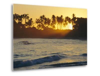 Confresi Beach, Dominican Republic, Caribbean, West Indies-John Miller-Metal Print