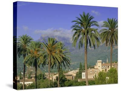 Soller, Majorca (Mallorca), Balearic Islands, Spain, Europe-John Miller-Stretched Canvas Print