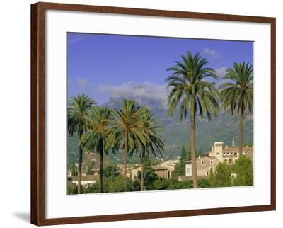 Soller, Majorca (Mallorca), Balearic Islands, Spain, Europe-John Miller-Framed Photographic Print