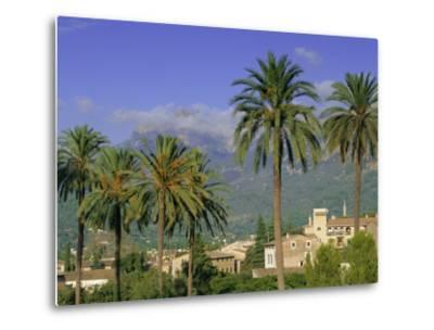 Soller, Majorca (Mallorca), Balearic Islands, Spain, Europe-John Miller-Metal Print