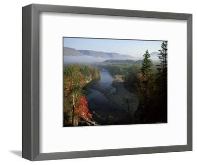 River in Margaree Valley, Cape Breton, Canada, North America-Alison Wright-Framed Photographic Print