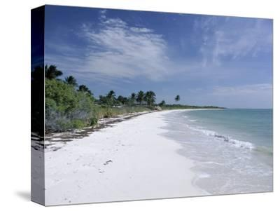 Bahia Honda Key, the Keys, Florida, United States of America (U.S.A.), North America-Fraser Hall-Stretched Canvas Print