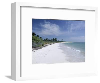 Bahia Honda Key, the Keys, Florida, United States of America (U.S.A.), North America-Fraser Hall-Framed Photographic Print