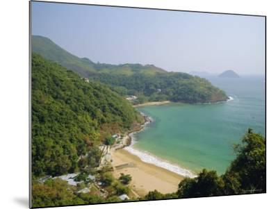Clearwater Bay, New Territories Coastline, Hong Kong, China-Fraser Hall-Mounted Photographic Print