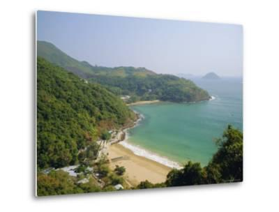Clearwater Bay, New Territories Coastline, Hong Kong, China-Fraser Hall-Metal Print