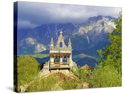 Picos De Europa, Cantabria, Spain, Europe-Graham Lawrence-Stretched Canvas Print