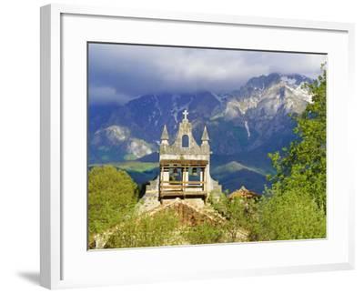 Picos De Europa, Cantabria, Spain, Europe-Graham Lawrence-Framed Photographic Print
