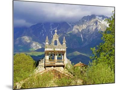 Picos De Europa, Cantabria, Spain, Europe-Graham Lawrence-Mounted Photographic Print