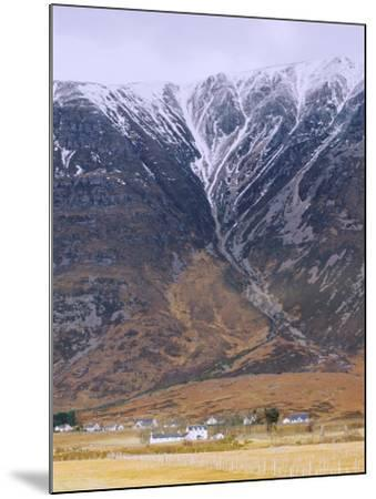 Torridon,Glen Torridon, Wester Ross, Highlands, Scotland-Neale Clarke-Mounted Photographic Print