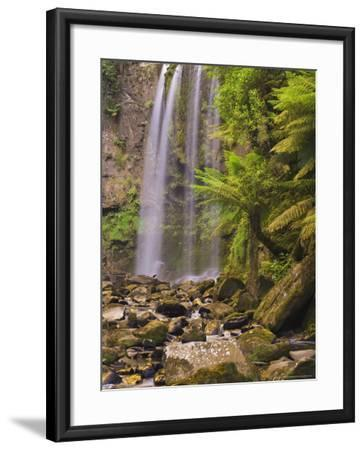 Hopetoun Falls, Great Otway National Park, Victoria, Australia, Pacific-Jochen Schlenker-Framed Photographic Print