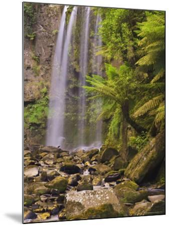 Hopetoun Falls, Great Otway National Park, Victoria, Australia, Pacific-Jochen Schlenker-Mounted Photographic Print
