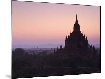 Sulamani Pahto, Bagan (Pagan), Myanmar (Burma), Asia-Jochen Schlenker-Mounted Photographic Print