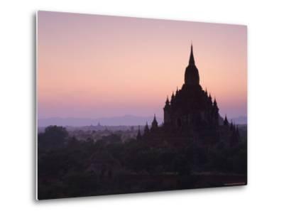 Sulamani Pahto, Bagan (Pagan), Myanmar (Burma), Asia-Jochen Schlenker-Metal Print