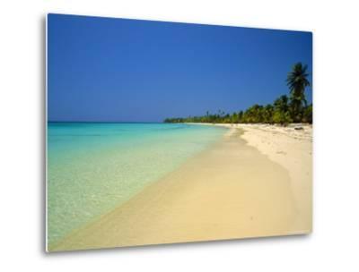 West Bay at the Western Tip of Roatan, Largest of the Bay Islands, Honduras, Caribbean, West Indies-Robert Francis-Metal Print