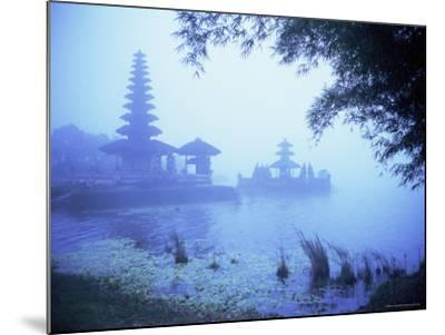 Hindu Temple of Bataun in the Mist, Island of Bali, Indonesia, Southeast Asia, Asia-Bruno Morandi-Mounted Photographic Print