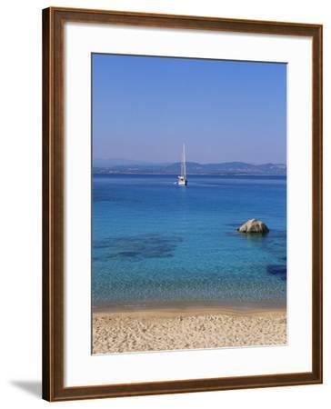 Spargi, a Small Island off the Northern Coast of Sardinia, Italy-Bruno Morandi-Framed Photographic Print