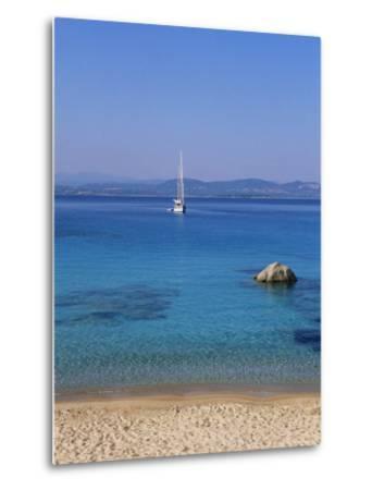 Spargi, a Small Island off the Northern Coast of Sardinia, Italy-Bruno Morandi-Metal Print