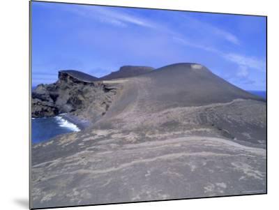 Volcanic Landscape, Pointe De Capelinhos (Capelinhos Point), Faial Island, Azores, Portugal-J P De Manne-Mounted Photographic Print