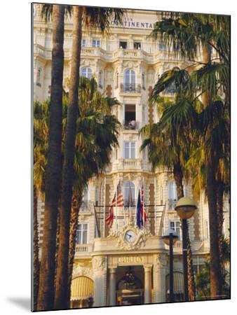 The Carlton Hotel on the Croisette, Cannes, Alpes Maritime, France-J P De Manne-Mounted Photographic Print