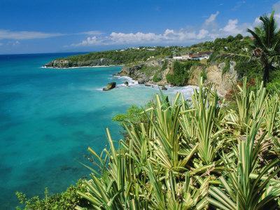 Guadeloupe, French Antilles, West Indies, Caribbean-J P De Manne-Premium Photographic Print
