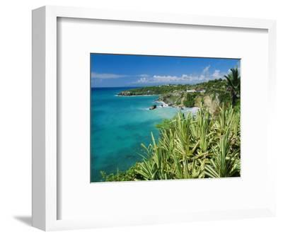 Guadeloupe, French Antilles, West Indies, Caribbean-J P De Manne-Framed Photographic Print