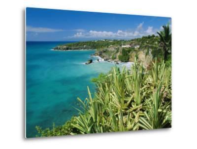 Guadeloupe, French Antilles, West Indies, Caribbean-J P De Manne-Metal Print