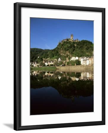 Cochem, River Mosel, Rhineland-Pfalz, Germany, Europe-Oliviero Olivieri-Framed Photographic Print