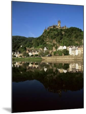 Cochem, River Mosel, Rhineland-Pfalz, Germany, Europe-Oliviero Olivieri-Mounted Photographic Print