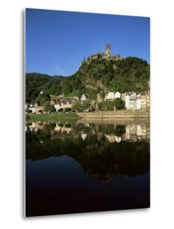 Cochem, River Mosel, Rhineland-Pfalz, Germany, Europe-Oliviero Olivieri-Metal Print