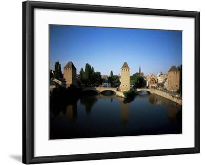 Main Gate, Strasbourg, Bas-Rhin Department, Alsace, France, Europe-Oliviero Olivieri-Framed Photographic Print