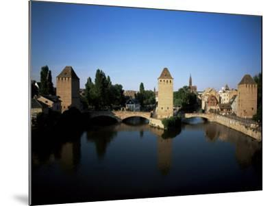 Main Gate, Strasbourg, Bas-Rhin Department, Alsace, France, Europe-Oliviero Olivieri-Mounted Photographic Print
