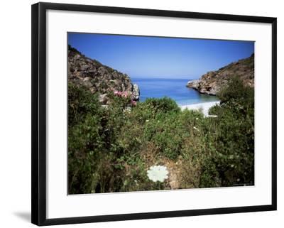 Mani, Gerolimenas Vasthia, Peloponnese, Greece, Europe-Oliviero Olivieri-Framed Photographic Print