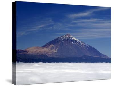 Mount Teide (Pico De Teide), Tenerife, Canary Islands, Spain-Sergio Pitamitz-Stretched Canvas Print