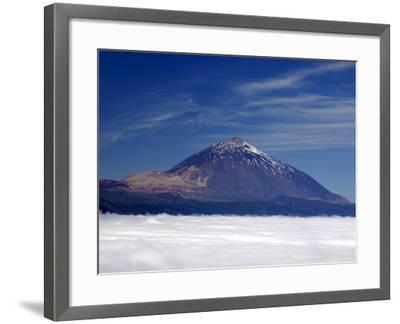 Mount Teide (Pico De Teide), Tenerife, Canary Islands, Spain-Sergio Pitamitz-Framed Photographic Print